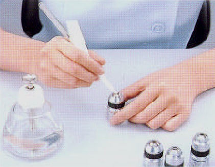 pulire gli obiettivi microscopio